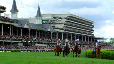 Churchill Downs - Grass